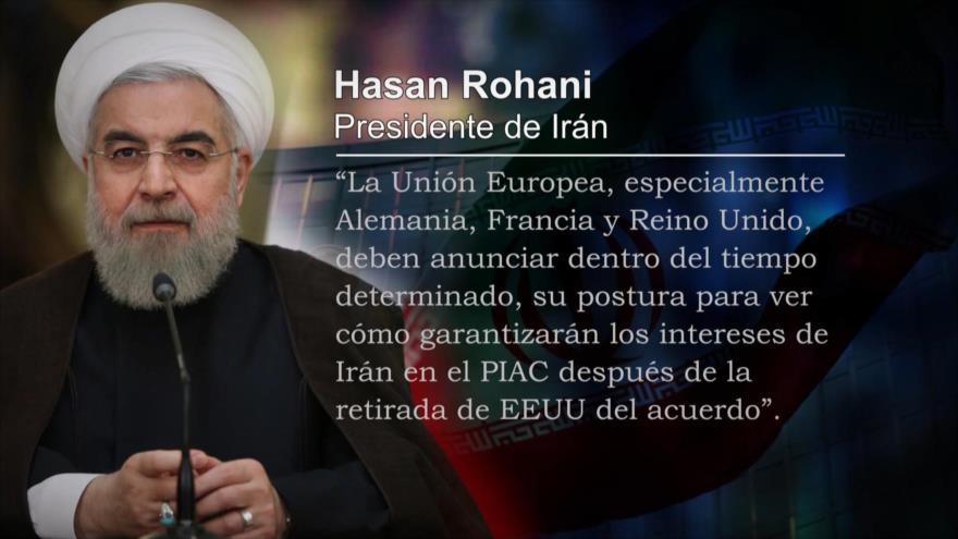 Irán Hoy: El JCPOA después de la salida de EEUU
