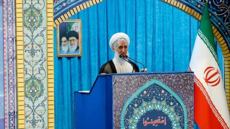 Clérigo iraní censura mutismo de líderes árabes sobre causa palestina