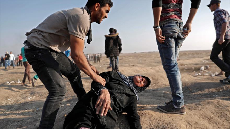 La ONU califica de crimen de guerra la masacre israelí en Gaza