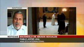 Leal: En Chile hay cientos de víctimas de abusos sexuales sin voz