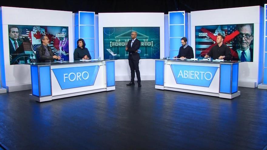 Foro Abierto; México: TLCAN, la encrucijada de la renegociación