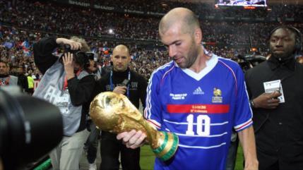 Platini revela el 'pequeño amaño' del Mundial de Francia