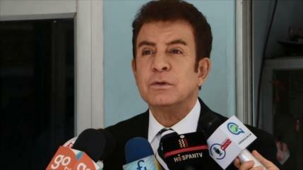 Nasralla ratifica que fundará su propio partido en Honduras