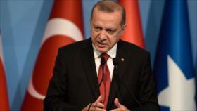 Erdogan: Estatus de Al-Quds es 'línea roja' de musulmanes