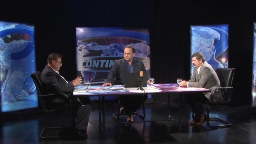 Continentes con Miguel Ángel Barrios y Román Lejtman: La DEA en la triple frontera Argentina, Brasil y Paraguay