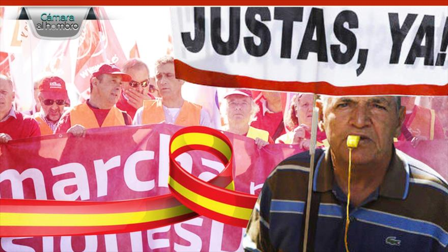Cámara al Hombro: Crisis de las pensiones en España