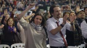 Bases de Podemos votarán si Iglesias y Montero siguen en el cargo