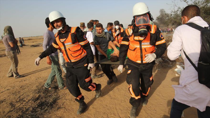 HAMAS: Masacre israelí suspendió anuncio de acuerdo del siglo