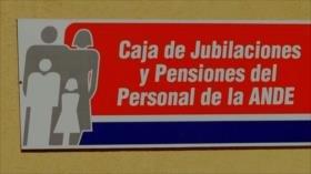 Rechazan ley sobre jubilaciones en Paraguay