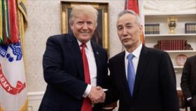 China y EEUU renuncian a su guerra comercial desatada por Trump