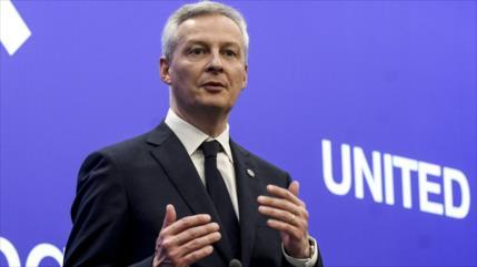 Francia: Unión Europea no dejará que EEUU sea policía del mundo