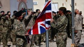 Reino Unido aumentará tropas en Afganistán bajo presiones de EEUU