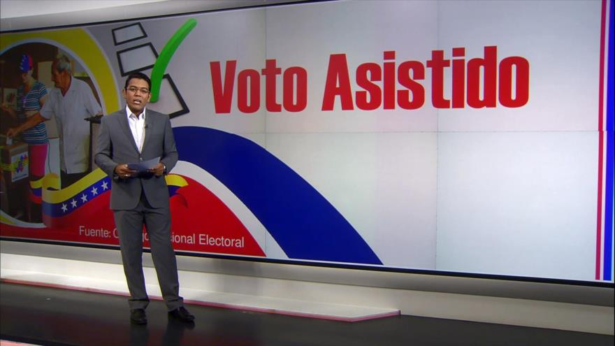 Programa especial de HispanTV sobre las elecciones venezolanas
