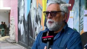 Luciano Vasapollo: Proceso electoral venezolano es seguro y moderno