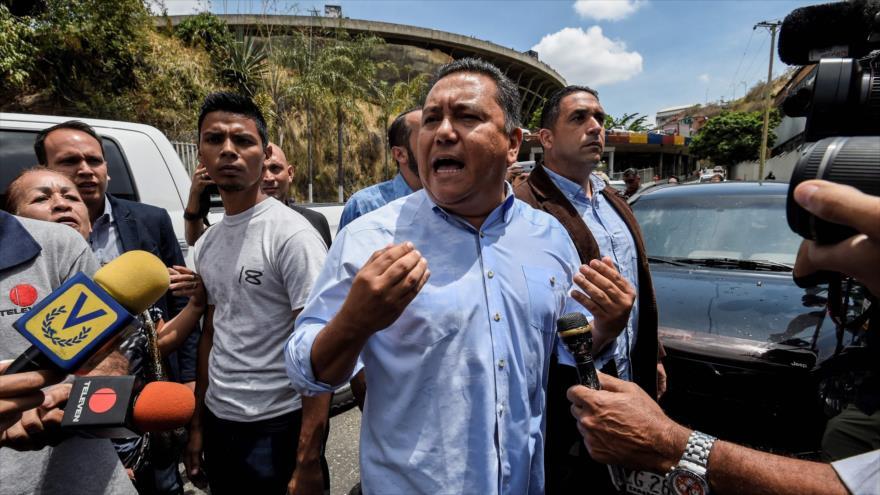 Bertucci desconoce victoria de Maduro y pide nuevas elecciones