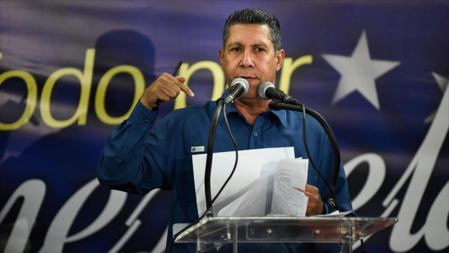 Falcón desconoce elecciones venezolanas y pide nueva votación