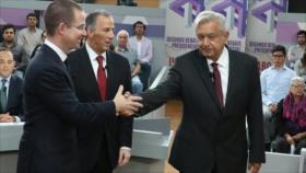2º debate en México: Obrador y Anaya chocan y critican a Trump