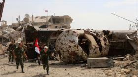 Ejército gana más terreno a Daesh en su último feudo en Damasco