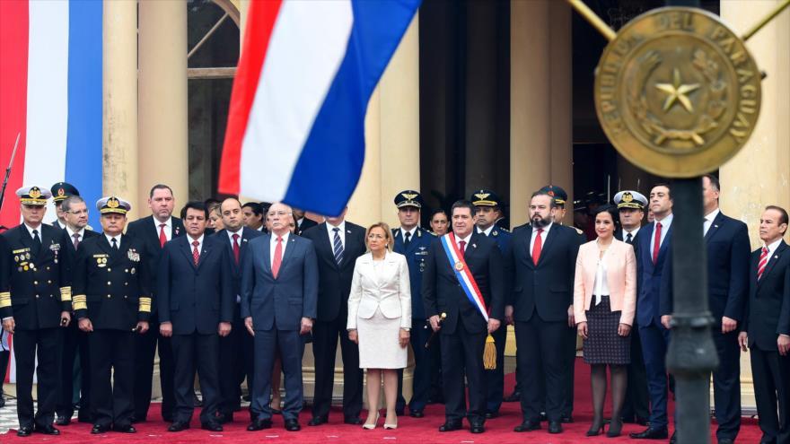 Pese al rechazo palestino, Paraguay traslada su embajada a Al-Quds