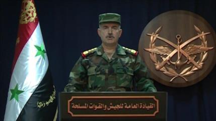 Ejército sirio anuncia 'control total' de Damasco tras 6 años