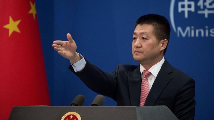 China tacha de 'un peligro' presencia de EEUU en aguas en disputa   HISPANTV