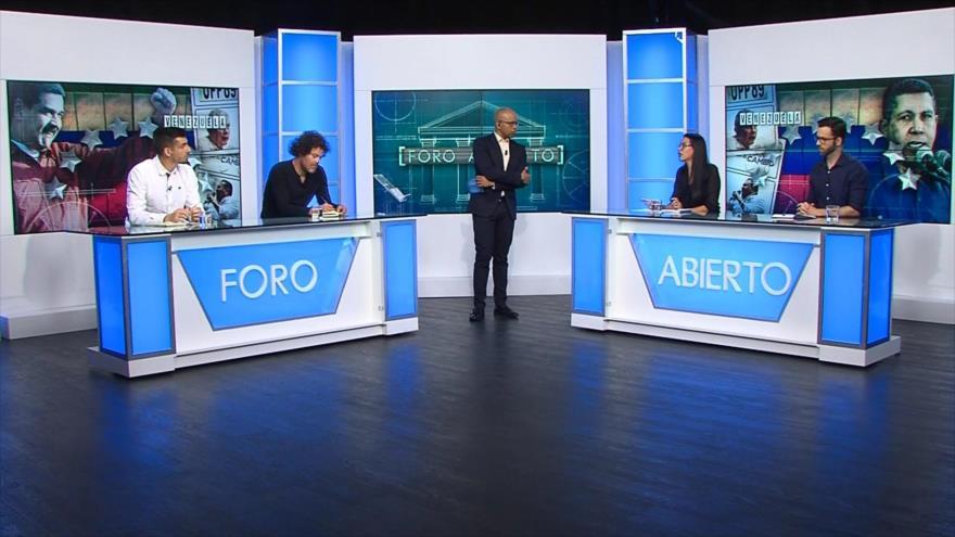 Foro Abierto; Venezuela: Nicolás Maduro, reelecto presidente