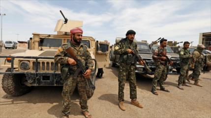 Duros combates entre rebeldes y kurdos por el petróleo de Siria