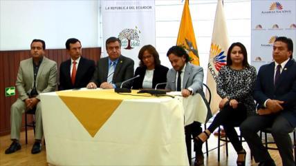 Moreno solicita reforma radical a Ley de Comunicación de Ecuador