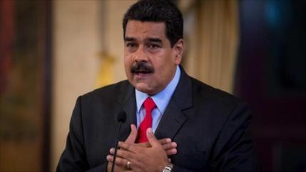 Maduro agradece el apoyo de Rusia, China e Irán a su reelección