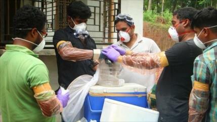 Cinco muertos y 100 en cuarentena por virus Nipah en sur de India