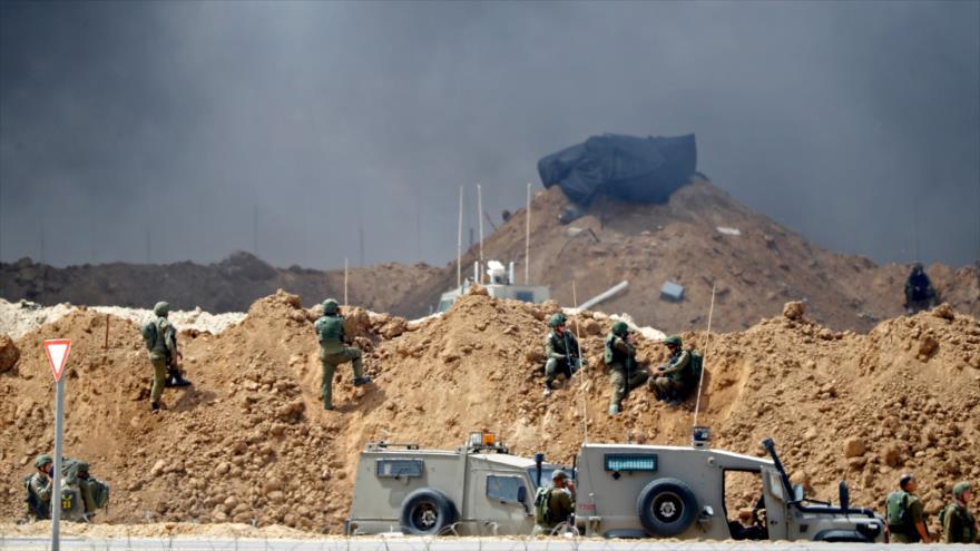 Israel ataca con artillería torre de vigilancia de HAMAS en Gaza