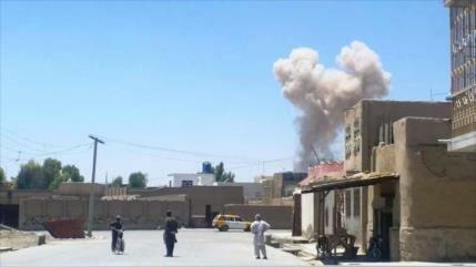 Explosión de bomba en Afganistán deja 16 muertos y 38 heridos