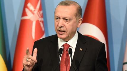 Erdogan prevé romper lazos económicos con Israel por Palestina