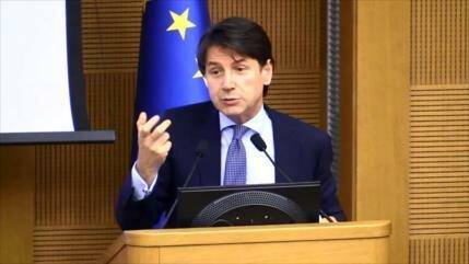 Dudas por el currículum de Giuseppe Conte como premier italiano
