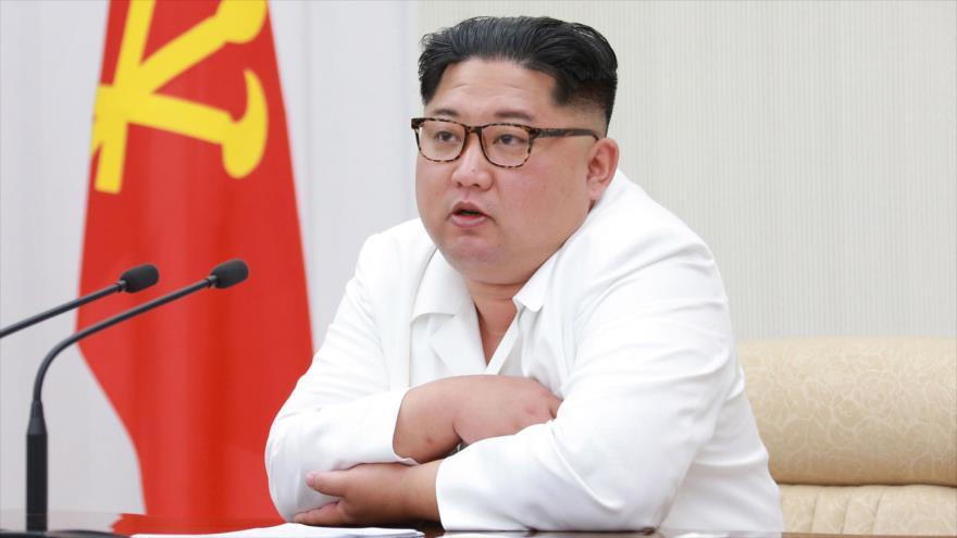 Trump no descarta cancelar su reunión con Kim Jong-un