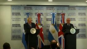 Argentina y el Reino Unido buscan impulsar relaciones bilaterales