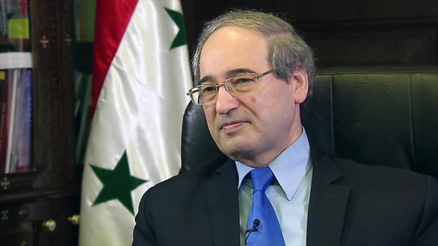 Damasco: EEUU incita a países árabes a guerra directa con Siria