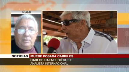 Diéguez: El terrorista Posada Carriles gozó de impunidad en EEUU