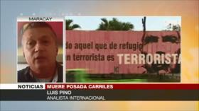 Luis Pino: EEUU apoya terrorismo en América Latina