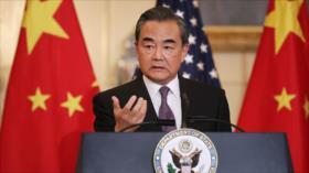 China denuncia retiro de invitación de EEUU a maniobras militares