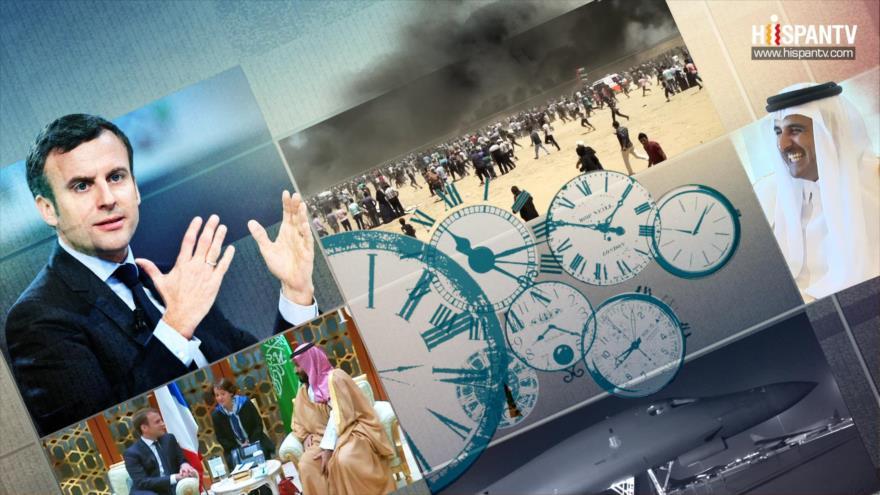 10 Minutos: Macron en Oriente Medio