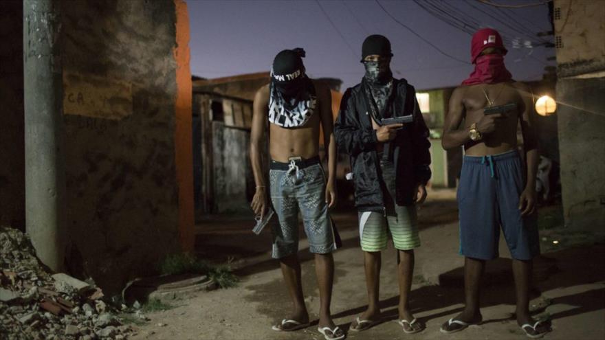 América Latina es el continente más homicida del mundo