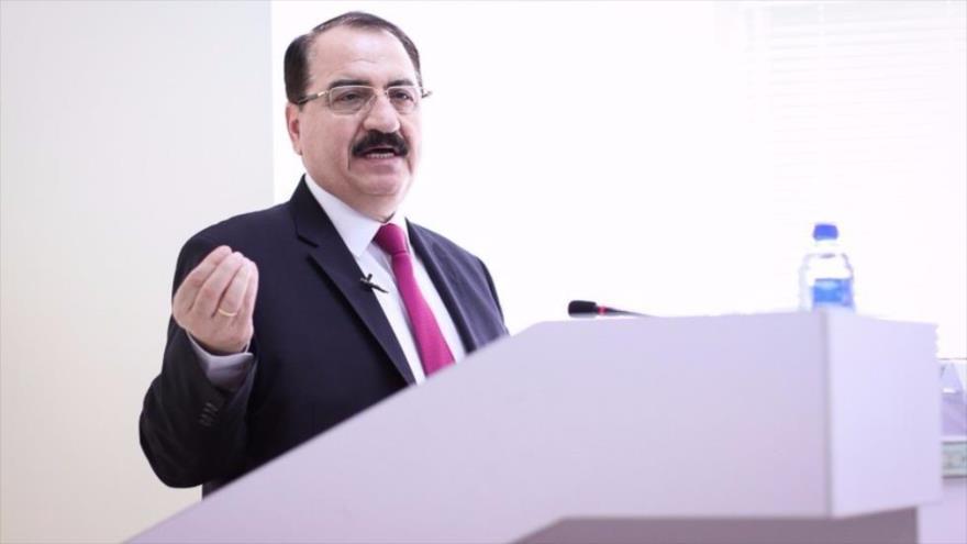 Siria apoya presencia de asesores iraníes y tacha de ocupante a EEUU
