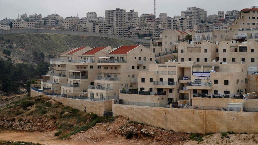 Israel planea construir 2500 viviendas ilegales en Cisjordania