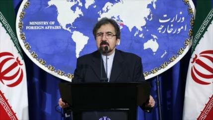 Irán refuta acusación de Marruecos: Es para regocijo de terceros