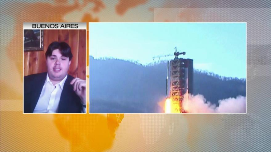 Morás: A EEUU no le interesan diálogos de paz entre las dos Coreas