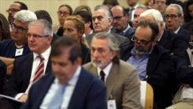 El PP y Bárcenas son condenados por la trama corrupta 'Gürtel'