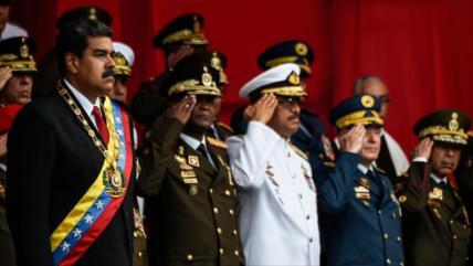 Venezuela detiene a militares financiados por Colombia y EEUU
