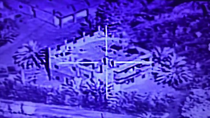 Vídeo: F-16 iraquíes destruyen centros claves de Daesh en Siria