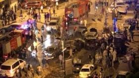 Explosión de coche bomba deja 7 civiles muertos en Bengasi, Libia